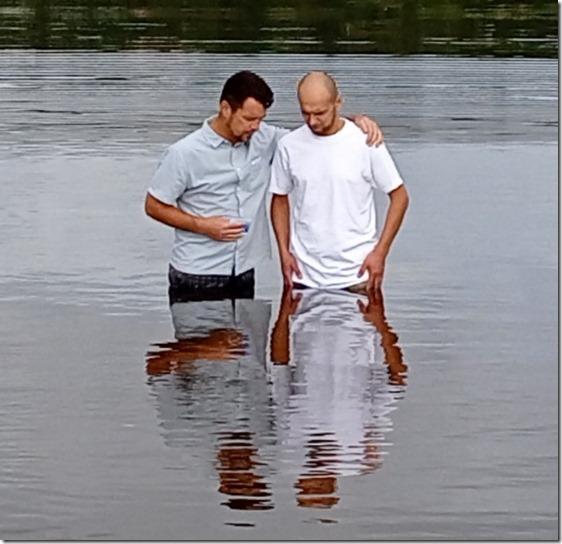 sergei Fed baptism